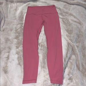 """Lululemon 25"""" Align Pant"""